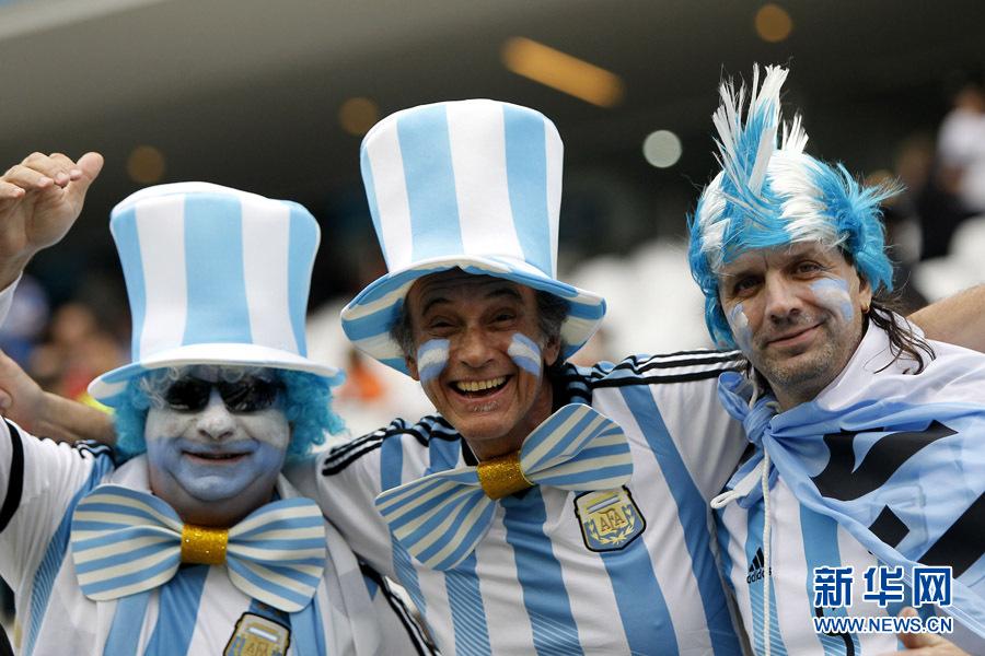 7月10日:阿根廷点球胜荷兰 挺进决赛_新华网上