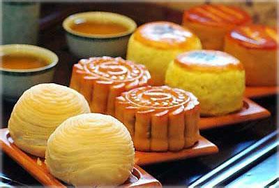 中秋吃月饼香又甜-舌尖上的中秋 传统佳节回归传统美食