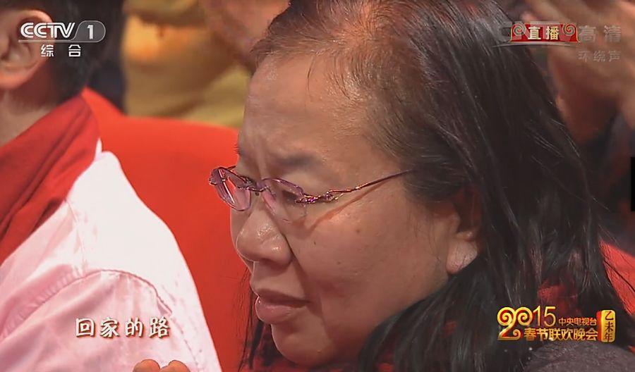 刘德华表演歌曲《回家的路》唱哭现场观众-刘德华演唱 回家的路 唱哭