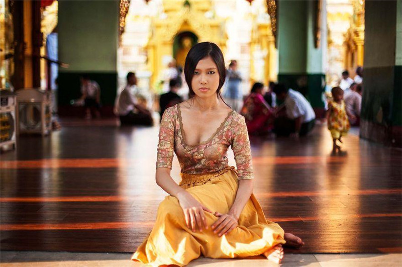 7个亚洲最美女孩 新华网上海频道
