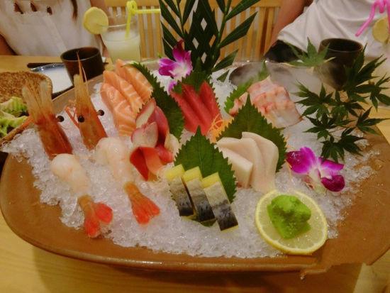 刺身冰雕图片_日本料理刺身图片展示_日本料理刺身相关图片下载