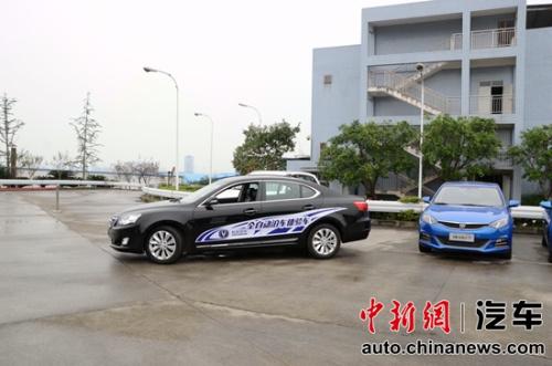 长安汽车新技术展开幕 七大领域显实力