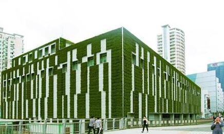 地铁10号线江湾体育场站生态改造:将建立体绿