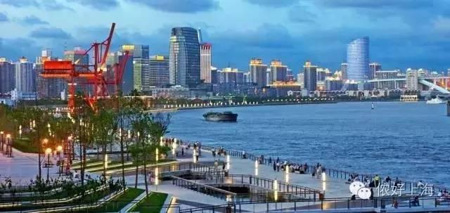 跑道公园在机场跑道上奔跑-未来的世界级开放空间 徐汇滨江的N种新