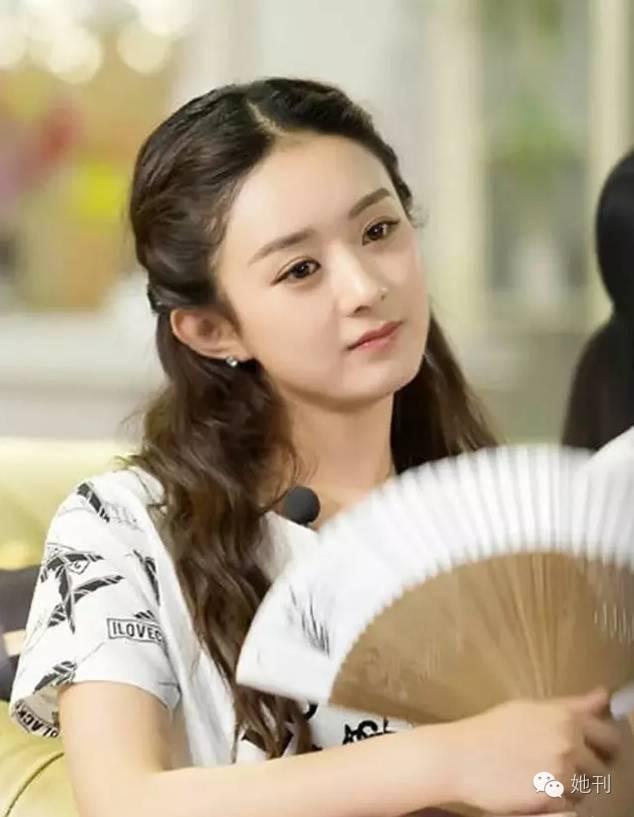 水果陈乔恩赵丽颖换上女士头回到18岁_新华网舒淇剃发头短发图片