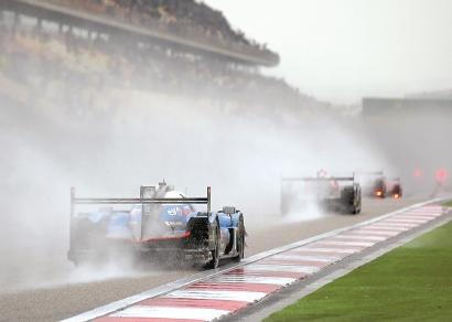 中国车队获世界耐力赛上海6小时赛LMP2组别冠军