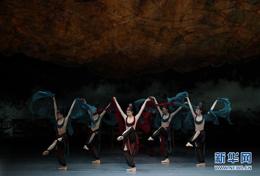 芭蕾舞剧《敦煌》:用足尖展现艺术之美,诉说真实人性