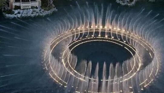 人民广场音乐喷泉将亮相 你家门口有啥变化?