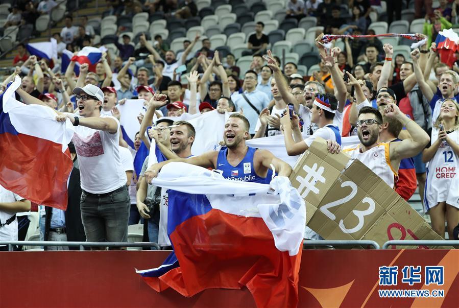 (籃球世界杯)(4)籃球——小組賽:捷克隊勝土耳其隊