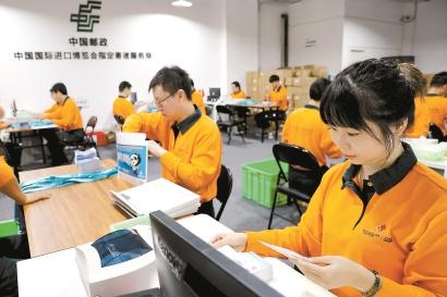 进博会展品以上海为起点,加速中国落户之旅