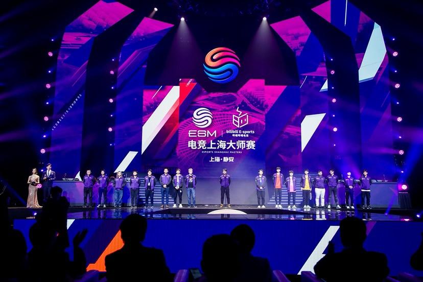 總獎金高達500萬元 2019電競上海大師賽開打啦