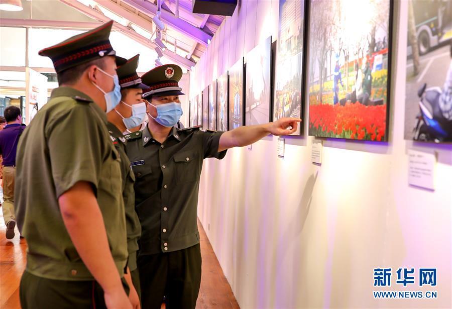 (上海頻道)迎接八一 抗疫影展
