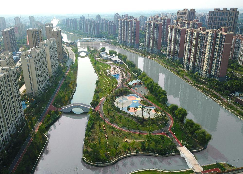 """青浦:高品质高质量高颜值,""""上海之门""""这样升级"""