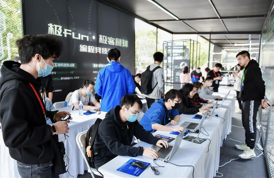 """(上海频道)上海:""""极客文化节""""呈现互联网行业创新成果"""