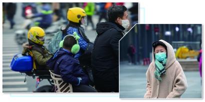 """昨日初雪""""了无痕"""",今晨上海市区仅1℃"""