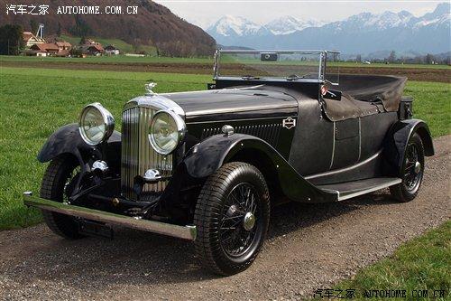 贵族绅士 回顾宾利Bentley品牌百年历史