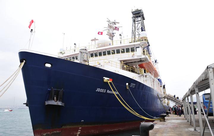我国科学家主导第三次南海大洋钻探