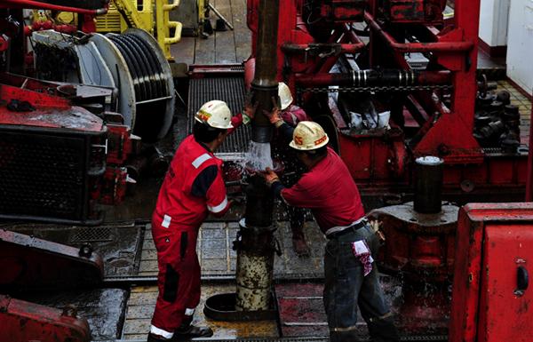 第三次南海大洋钻探顺利完成首个钻孔任务