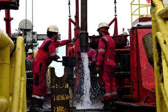 第三次南海大洋钻探完成首个钻孔任务
