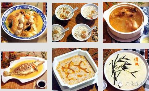 水乡旅游:兴化美食
