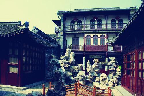 名胜古迹:一座座建筑,倾覆了多少春秋