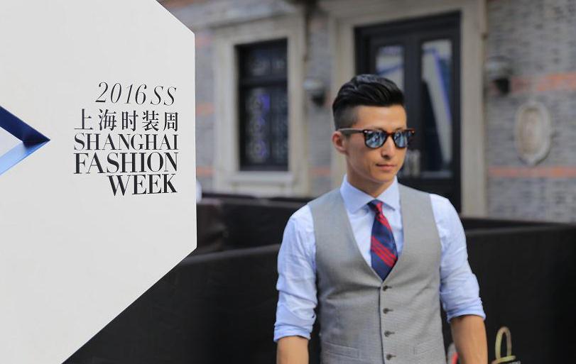 2016SS上海时装周:吸睛指数爆表的场外时尚达人