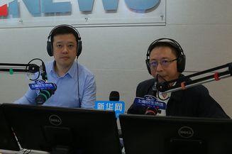 上海市食药监局局长阎祖强在线访谈