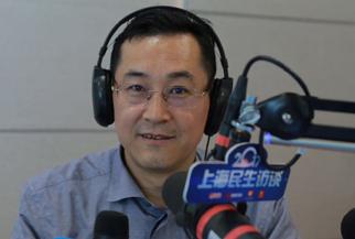 对话上海市水务局局长白廷辉