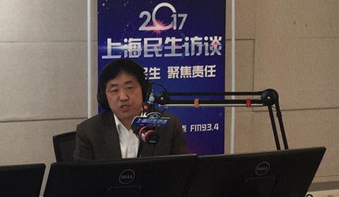 上海市城管执法局局长徐志虎在线访谈