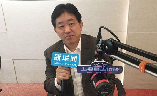 上海城管执法局局长徐志虎:城管执法要让市民满意