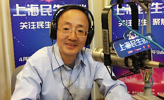 上海市环保局局长张全在线访谈