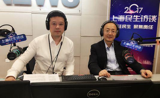 上海市环保局局长张全:环境改善是硬道理