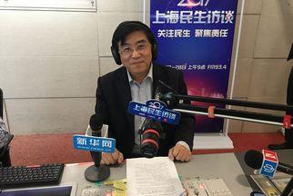 上海市民政局局长朱勤皓在线访谈