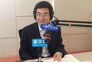 上海市教委主任苏明在线访谈