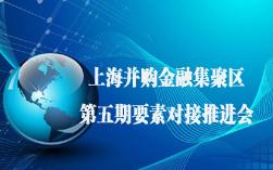 """上海并购金融集聚区第五期要素对接推进会暨""""新华-上普并购指数(2016)""""发布仪式"""