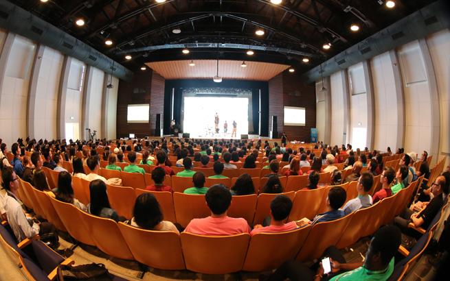 图文直播:2017国际学生环境与可持续发展大会