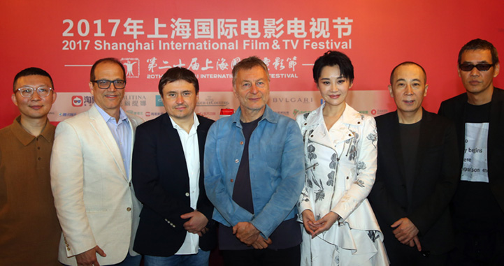 上海国际电影节举行评委见面会
