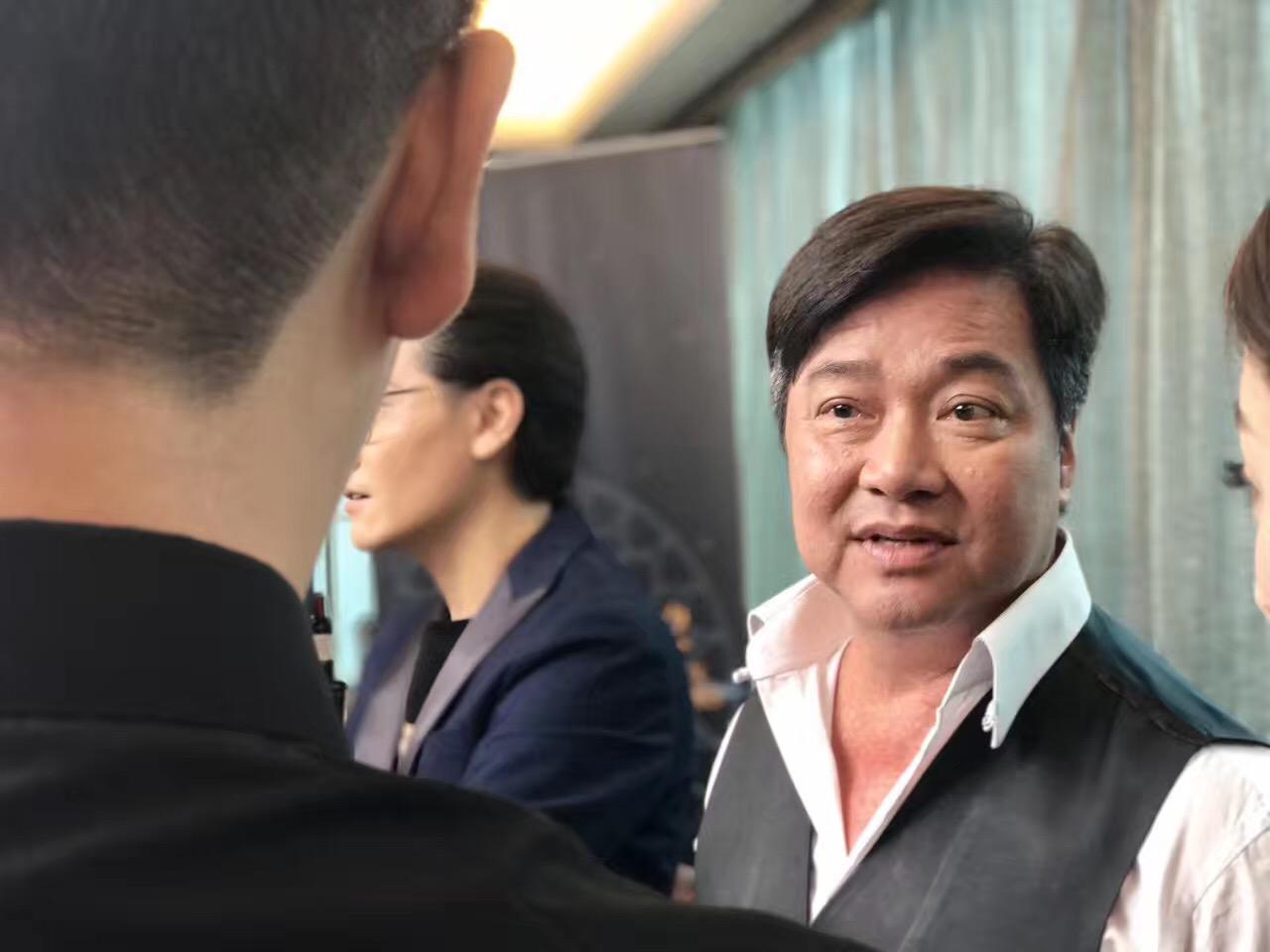 """唐季礼携新作亮相上海 首次试水""""科幻古装"""""""