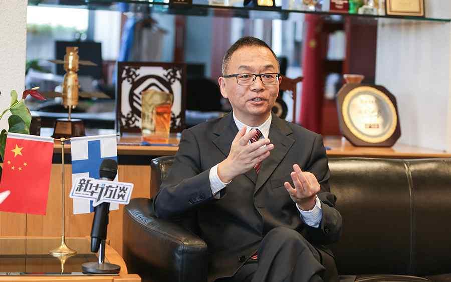 袁欣:企业党组织要有三定位 把方向带队伍造氛围