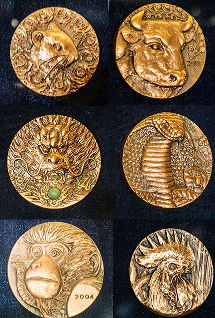 造币设计师罗永辉谈工匠精神:在规矩中比比斤两