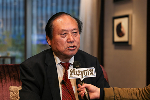 为中国也为世界人民健康服务