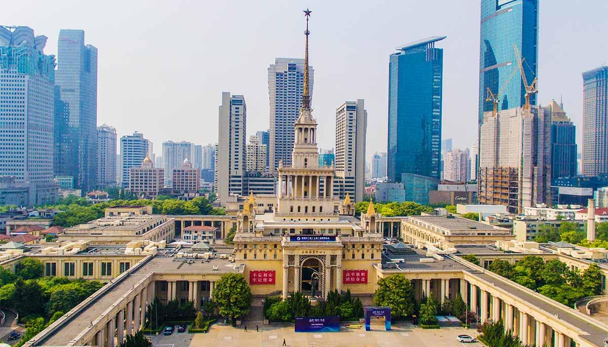 """【改革开放40年""""飞阅""""上海】首届长三角(上海)品牌博览会在上海展览中心举行"""