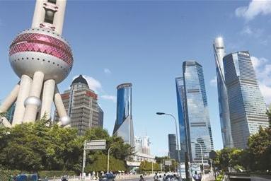 上海金融业对外开放先行先试