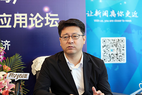 """马斌:新技术推动""""万物互联"""""""