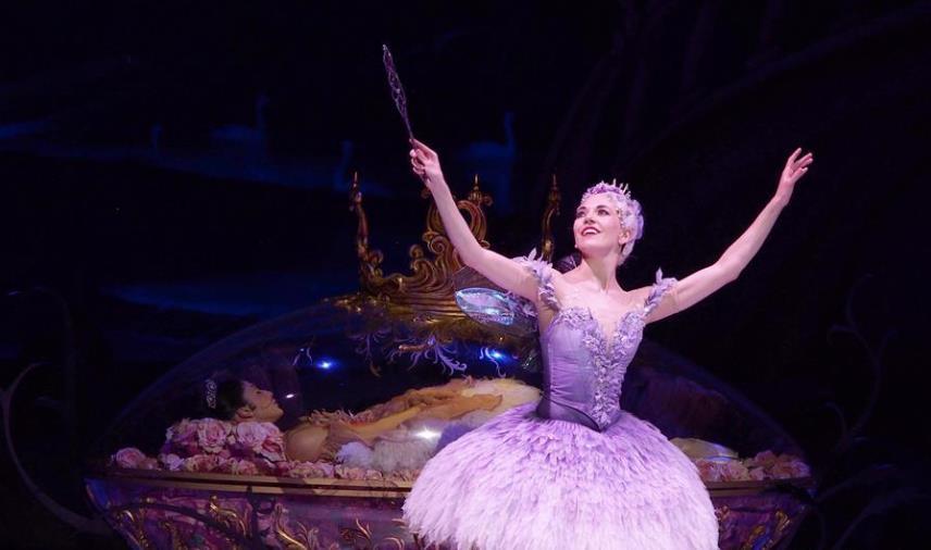 澳大利亚国家芭蕾舞团在沪演绎全新《睡美人》
