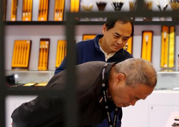 首届长三角国际文明财产展览会在上海举行
