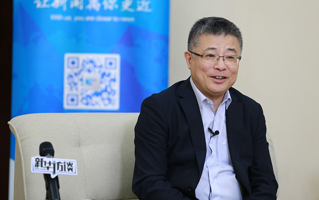 陆晓栋:焕新百年南京西路 引领一种令人憧憬的生活方式
