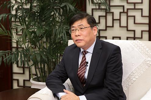 """黄浦区委书记杲云:谈旧改 """"绣花""""用功夫 """"蜗居""""有希望"""