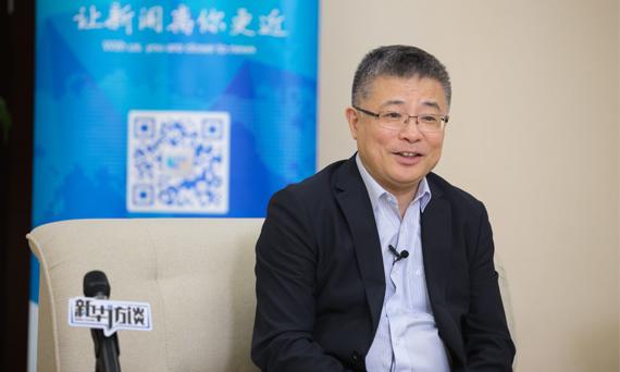 """陆晓栋:推进""""全球服务商计划"""" 构筑静安转型发展新能级"""