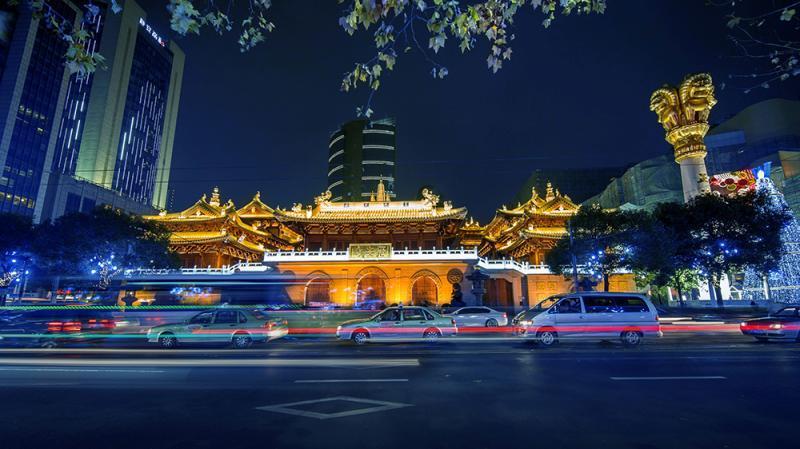 【點讚靜安】在上海,為世界